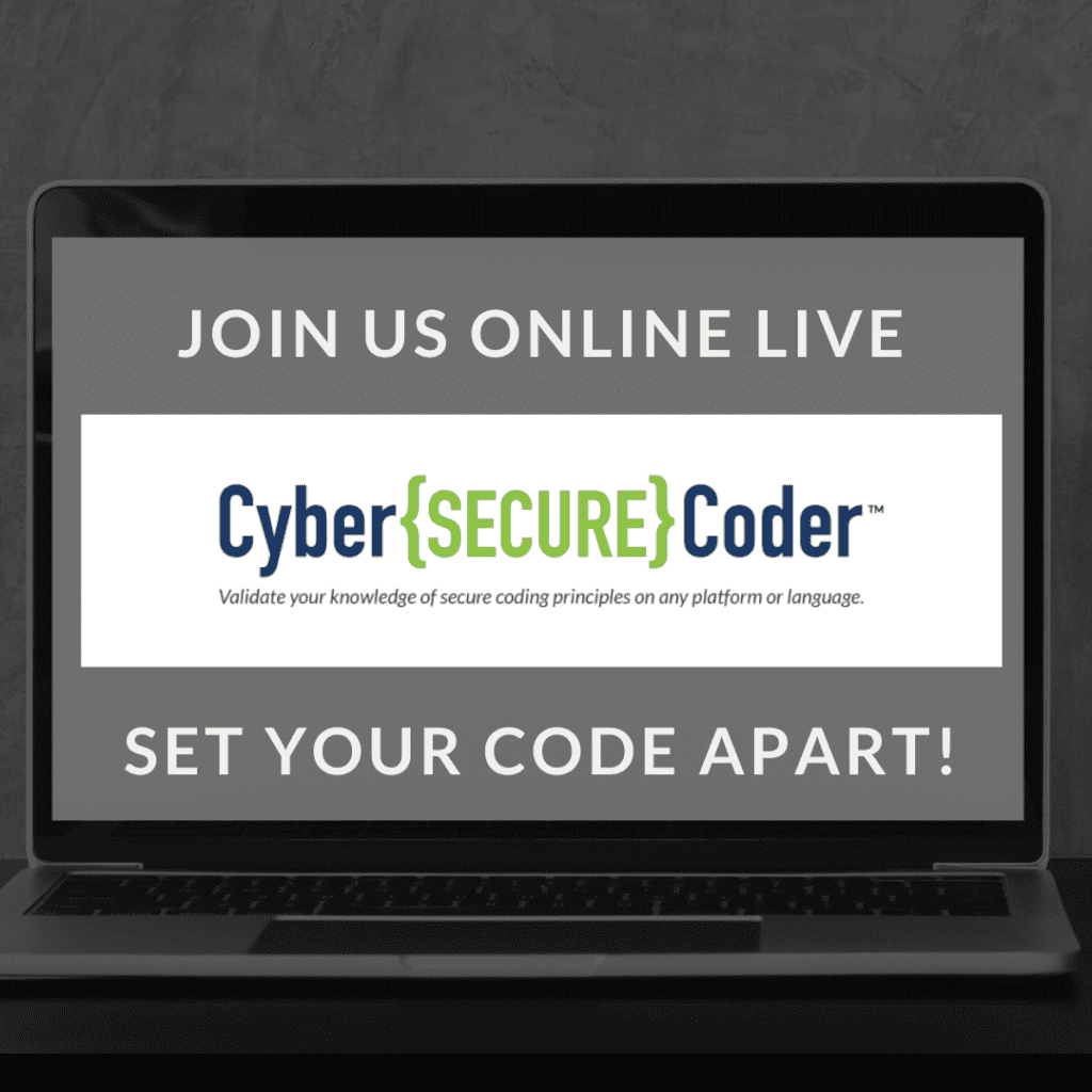 Cyber Secure Coder Course